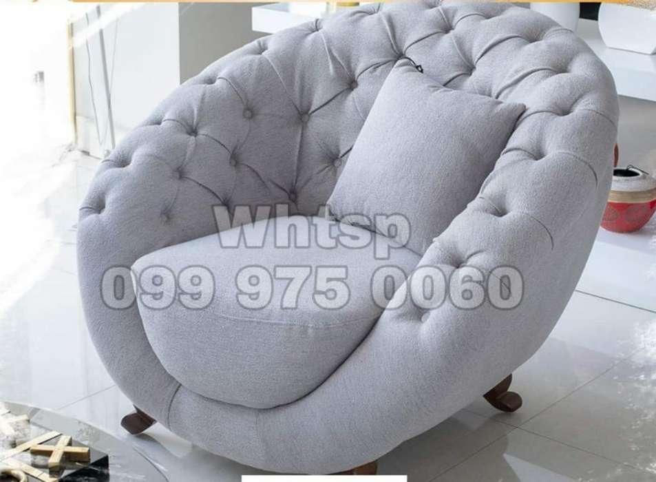 Mueble Sofa de Lujo para Sala Dormitorio