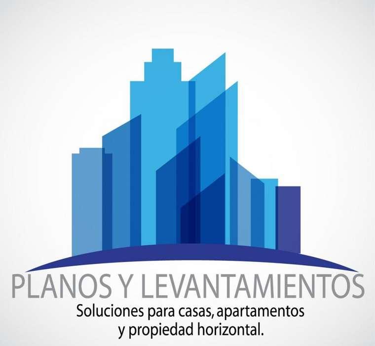 Proyectos Arquitectónicos, diseños de casas y apartamentos.