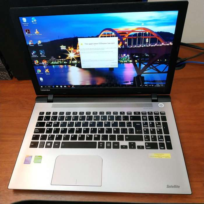Laptop <strong>toshiba</strong> Satellite S55-C5262 Intel Core i7-5500U 2.4 GHz, RAM 8GB, HDD 1TB,
