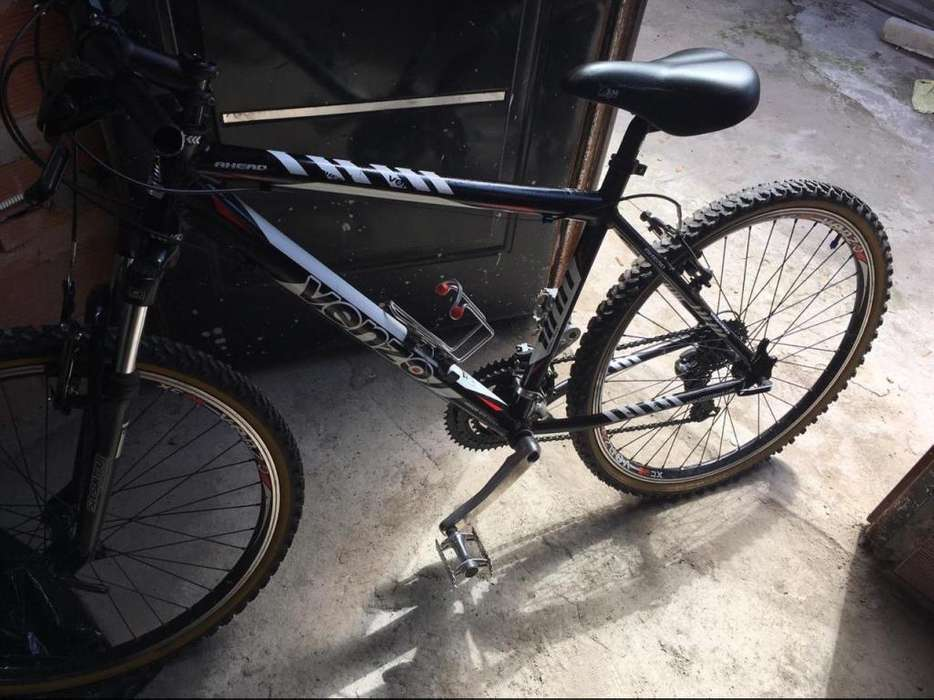 Bicicleta Venzo Rodado 26.