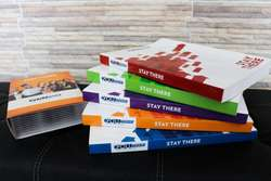 Kit de libros Stay There Ingles para vencer