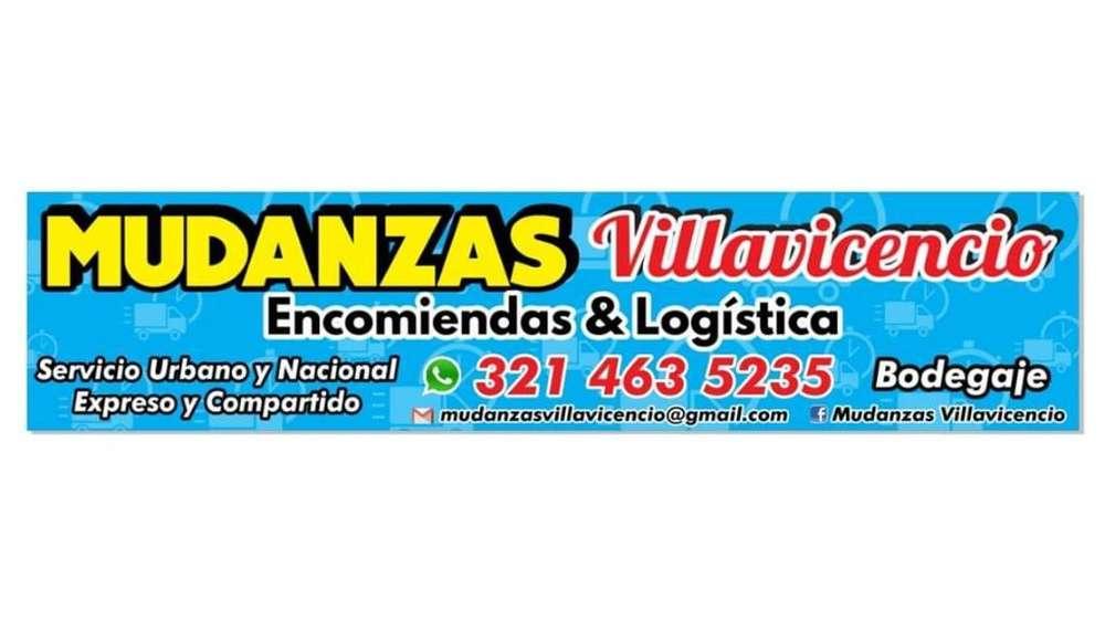 Servicio de Mudanzas a Nivel Nacional.