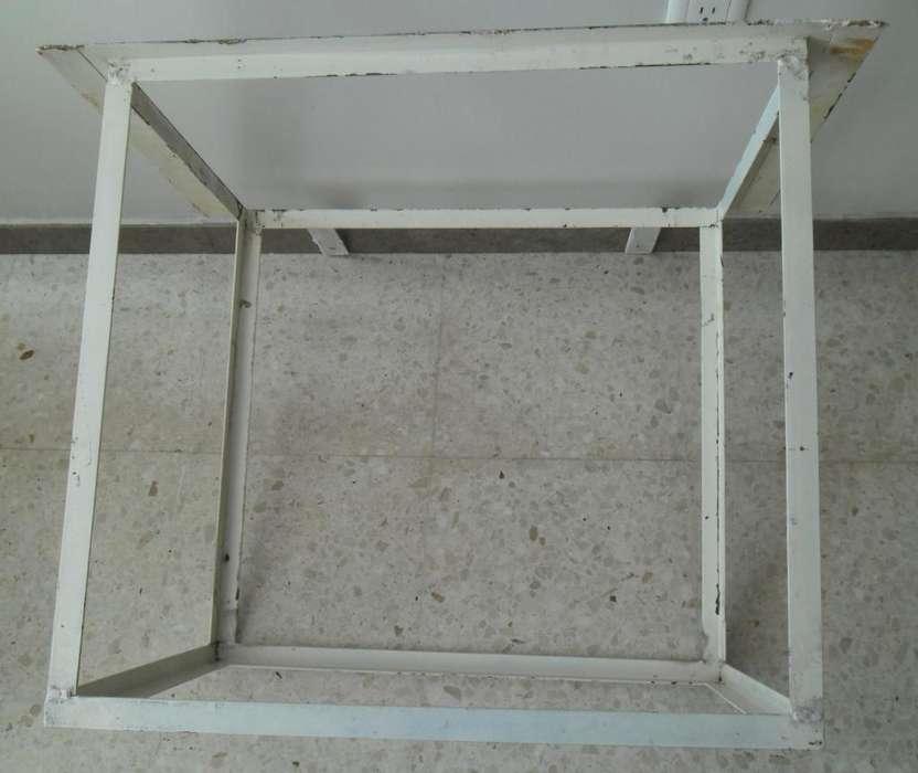 Soporte metálico para Aire Acondicionado de ventana