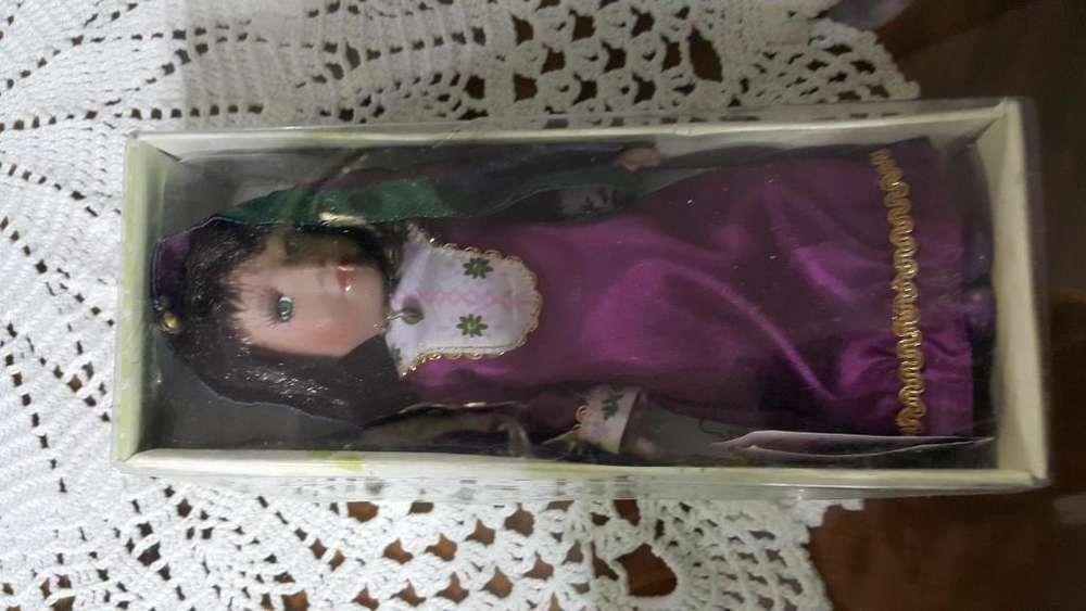 Muñeca de Coleccion Del Mundo Marroqui