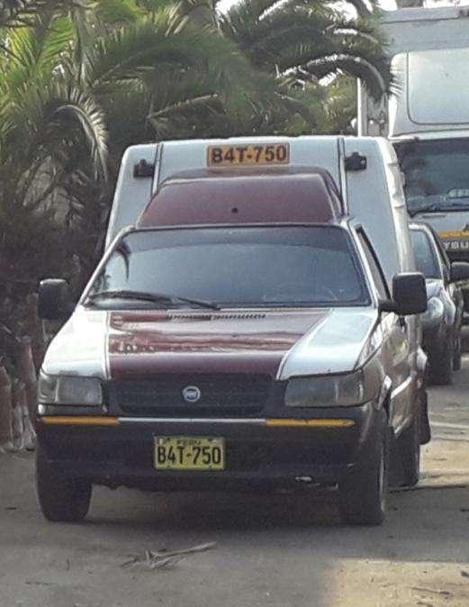 Fiat Fiorino 2006 - 5000 km