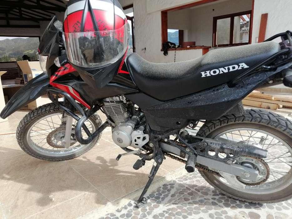 Moto Xlr 150