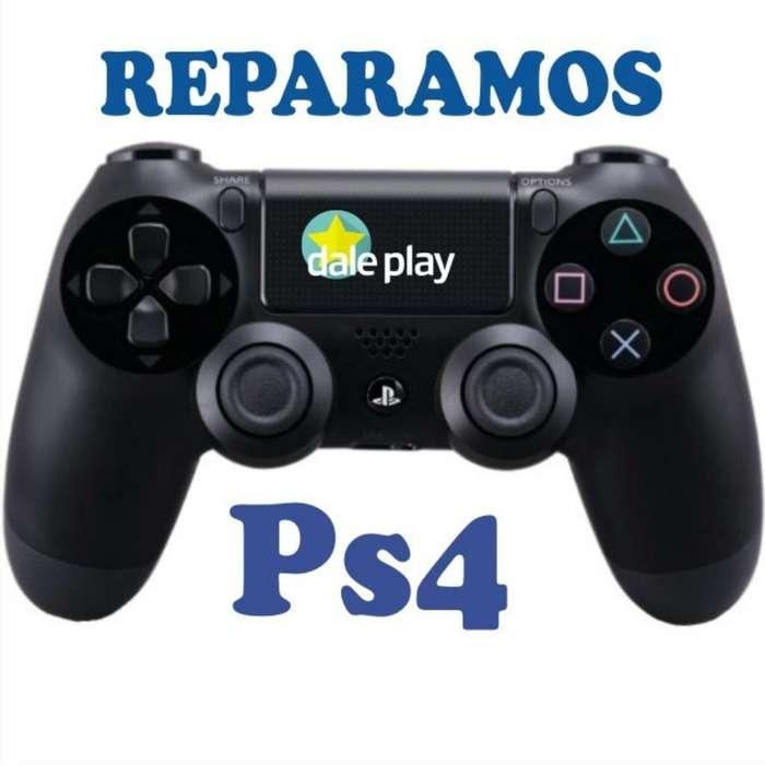 Reparacion Joystick Sony Ps3/ps4