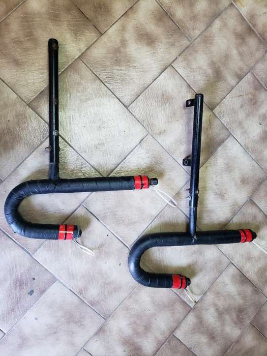 Portatablas de Surf para Motoneta Vespa