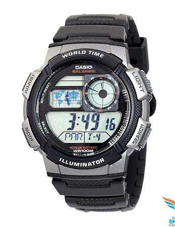 bb727e5a1dc9 Reloj  strong casio  strong  Ae1000w1bv. 10 Year Battery. Nuevo