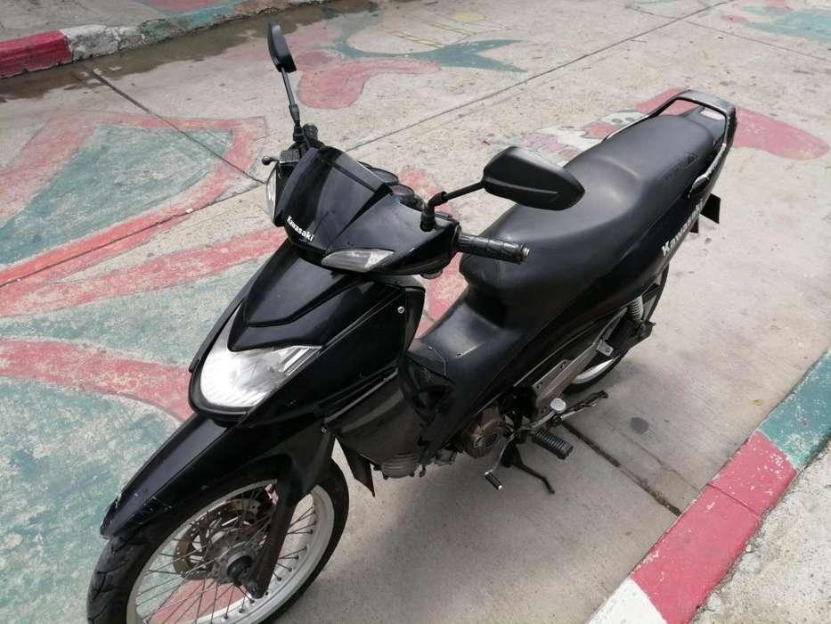 Kawasaki Magic 2 zx 130 mod 2008 Al Dia