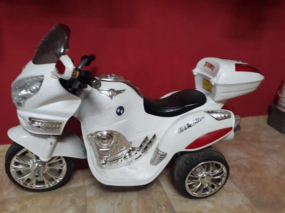 Vendo Moto a Bateria Muy Poco Uso!!!