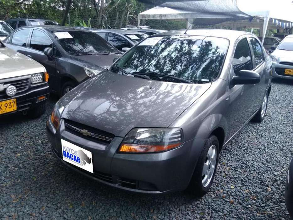 Chevrolet Aveo 2012 - 28012 km