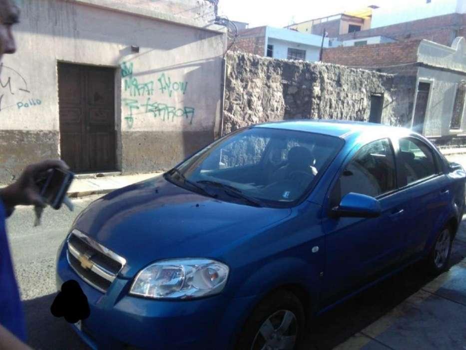 Chevrolet Aveo 2007 - 11111 km