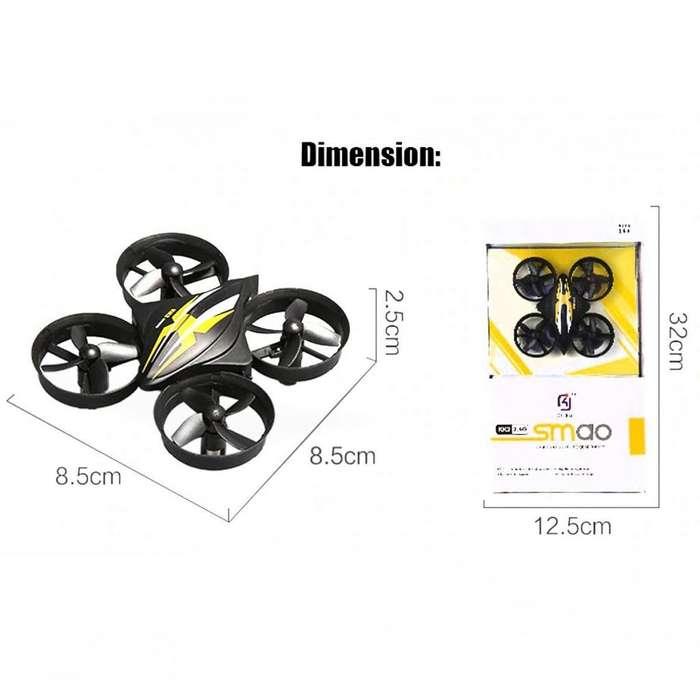 Mini Drone Eachine S22 Jjrc H36 H20 Nuev