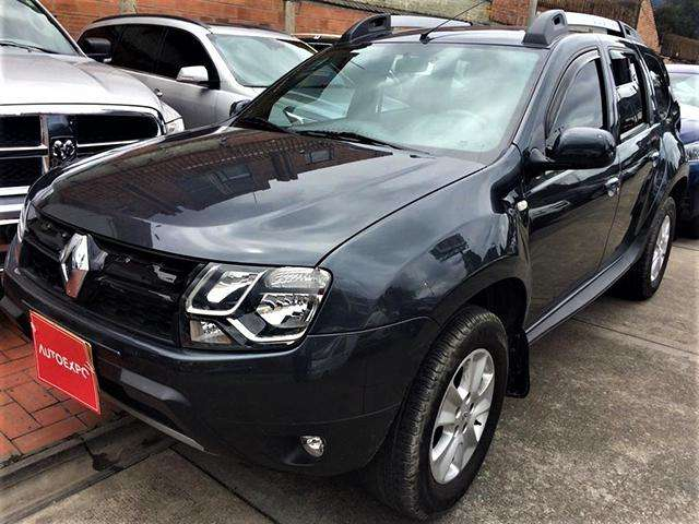 Renault Duster 2017 - 34230 km