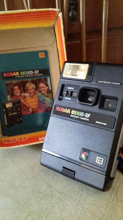Cámara Polaroid Kodak