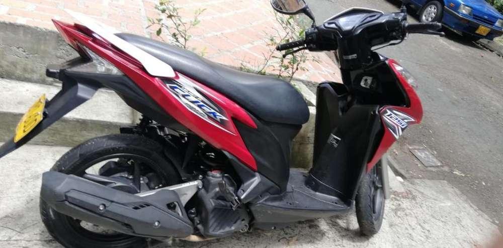 Vendo Honda Click 125