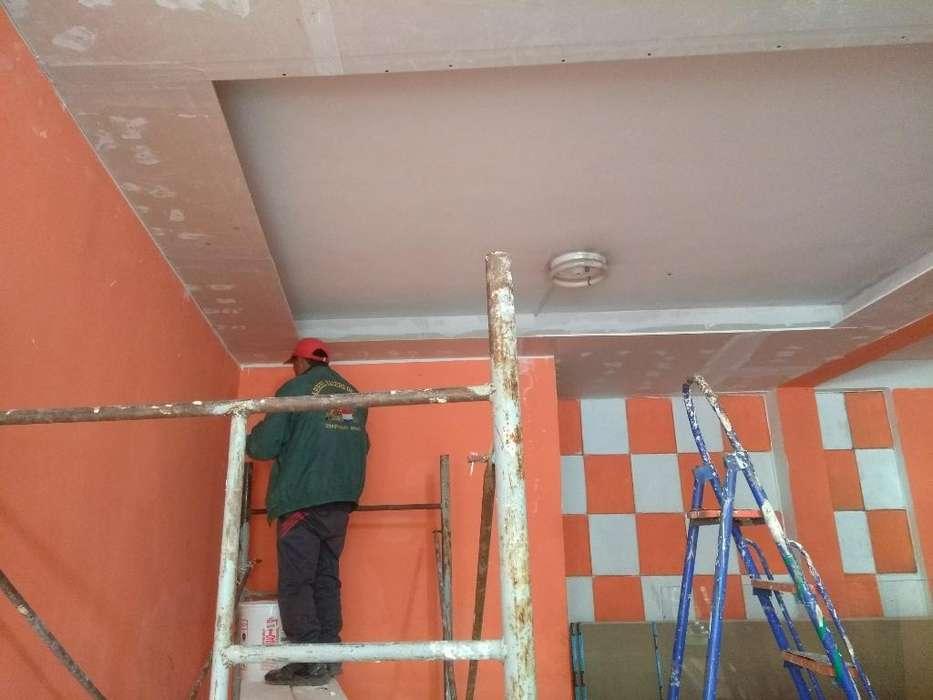 Realizamos Trabajos en Drywall