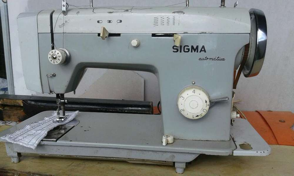 Vendo Máquina de Coser Sigma 3192239590