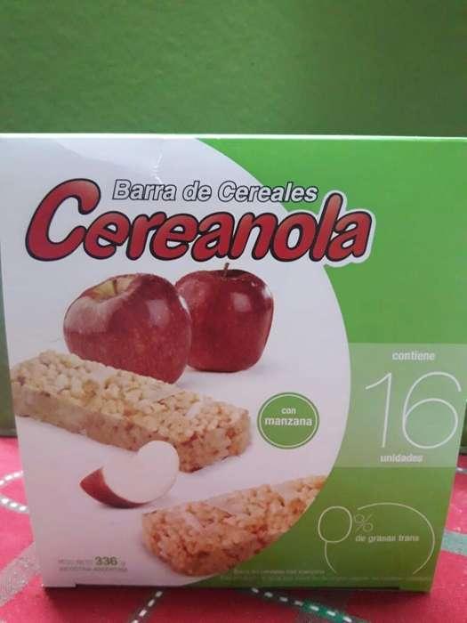 Barritas de Cereales Muy Rica 150