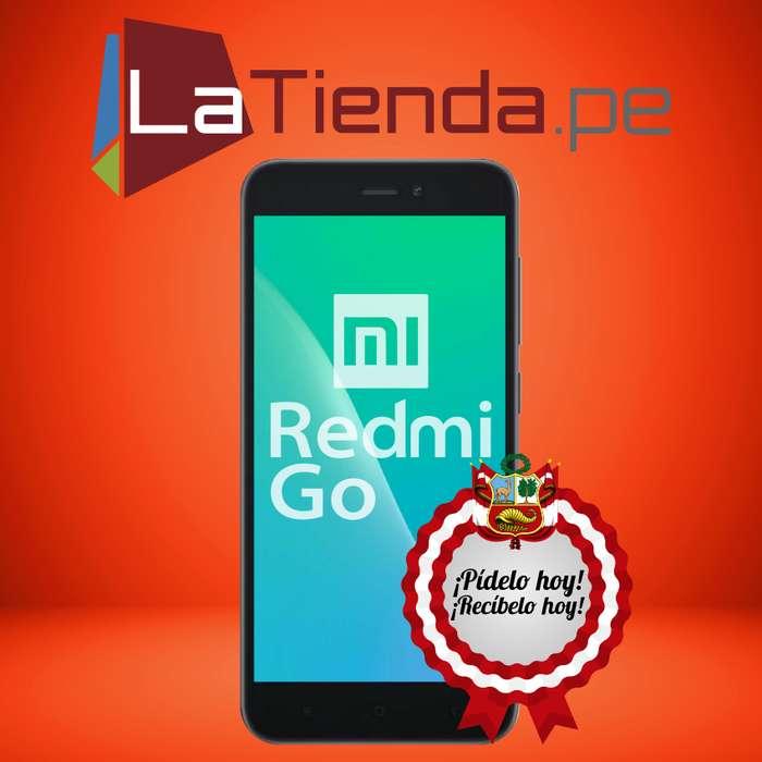 Xiaomi Redmi Go - 8GB de almacenamiento interno