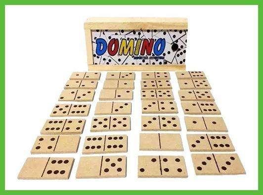 Domino de Madera Oferta ! x28 Piezas varios Modelos