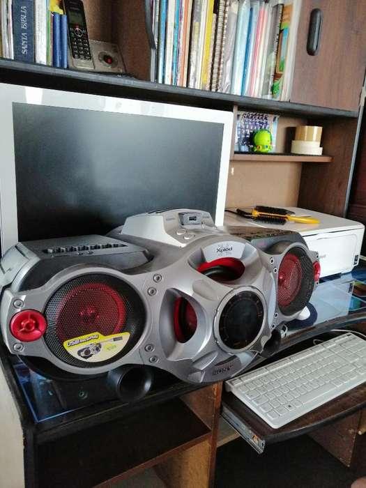Vendo Radiograbadora Xplod (sony)