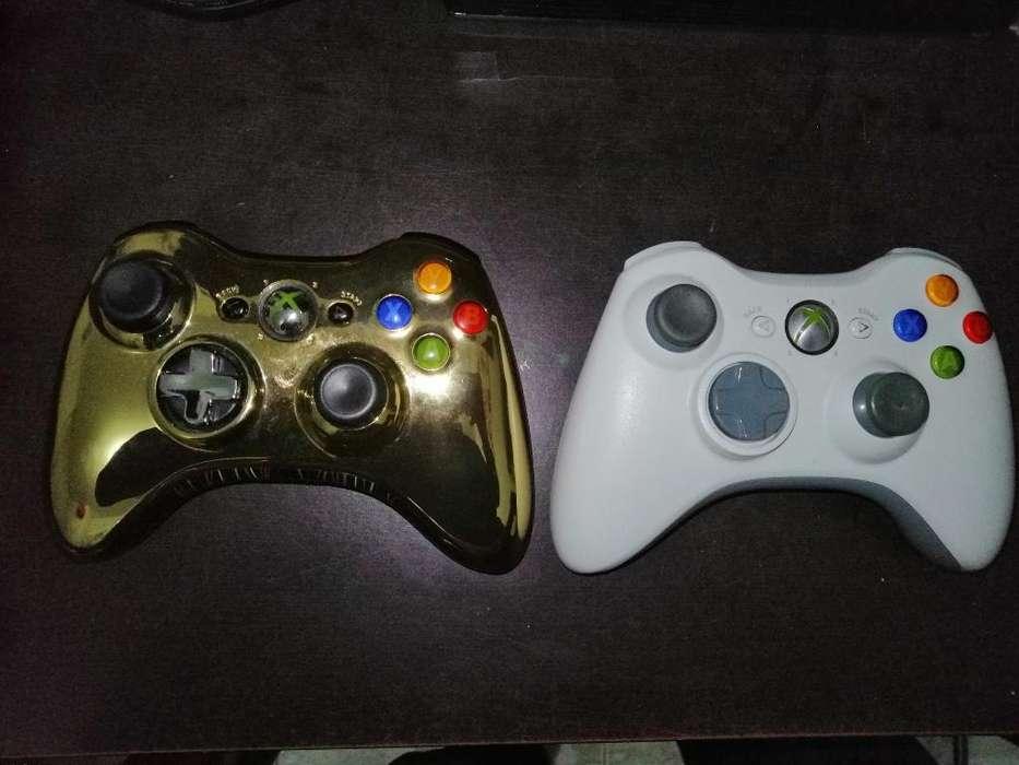 Vendo Controles Xbox 360