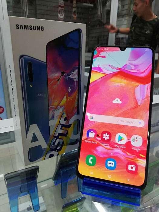 Samsung Galaxy A70 Fisurado