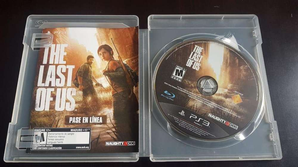PS3 Playstation 3 The Last of us 10/10 Oferta