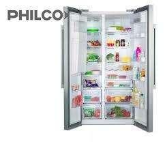 Heladera Philco Side By Side Phsb570xa Acero Inox No Frost