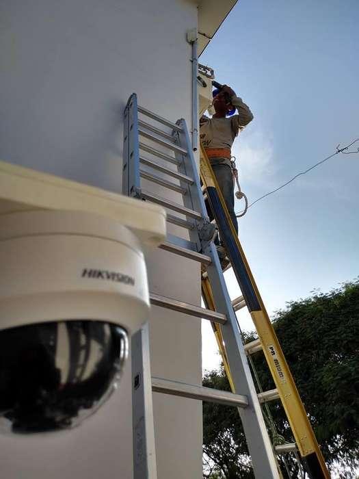seguridad camaras de seguridad tacna moquegua ilo alarmas cercos electricos servicio tecnico garantizado