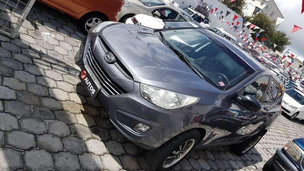 Hyundai Tucson 2012 - 130000 km