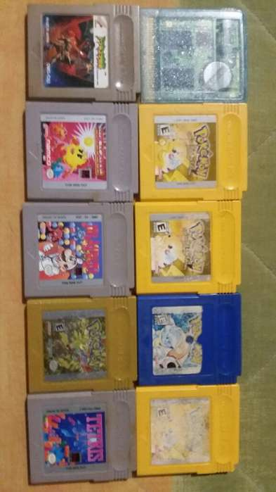 Juegos Gameboy, Advance Y Ds