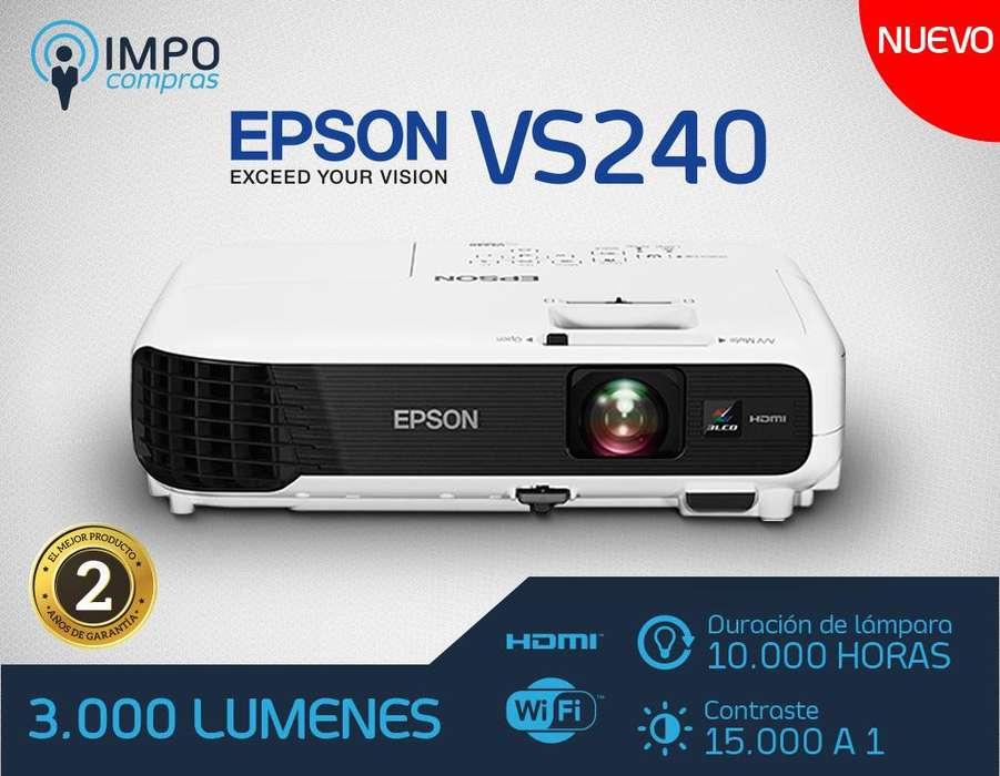 PROYECTOR EPSON VS240 - VS250 S18 S39 S41 TODOS LOS MODELOS