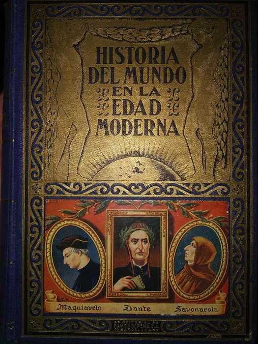 Historia del mundo en la edad moderna