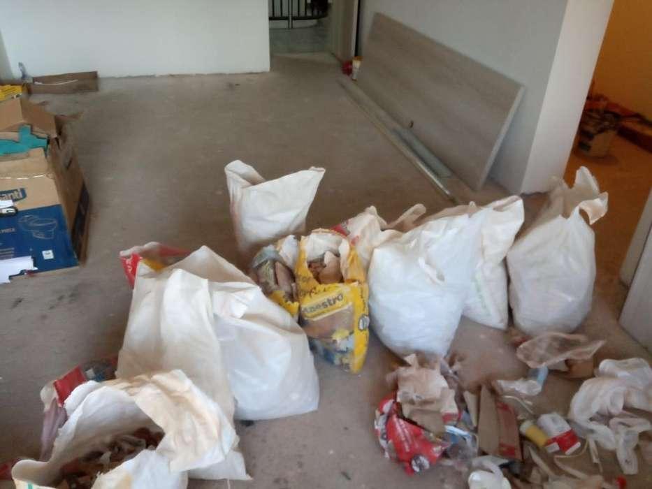 Escombros Calle Del Banco Sabaneta Ant