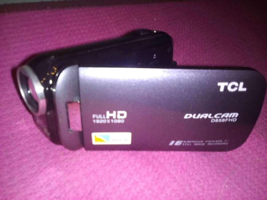 FILMADORA FULL HD 1920X 1080 TCL POCO USO