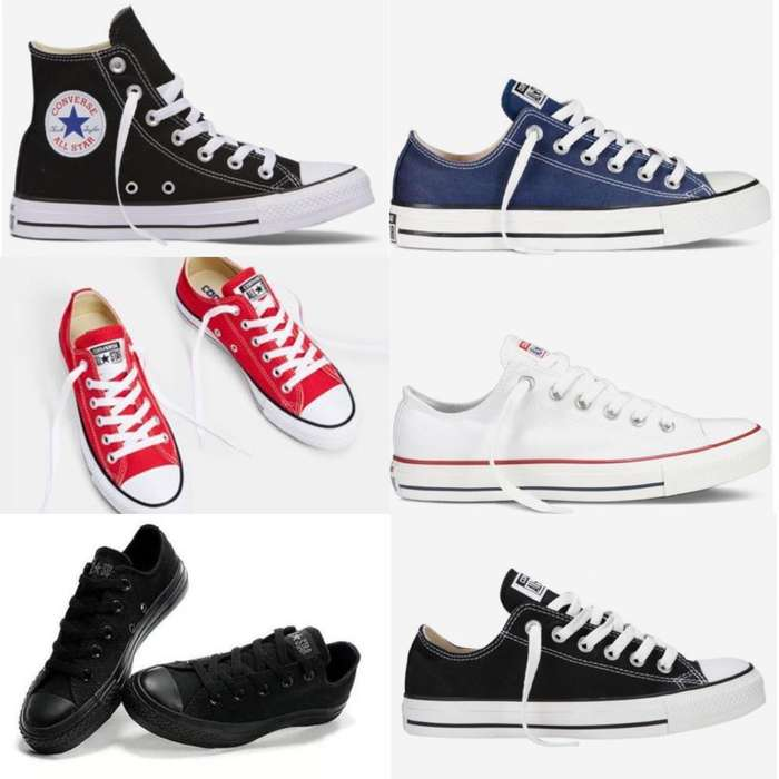 Zapatos Converse All Star Botines