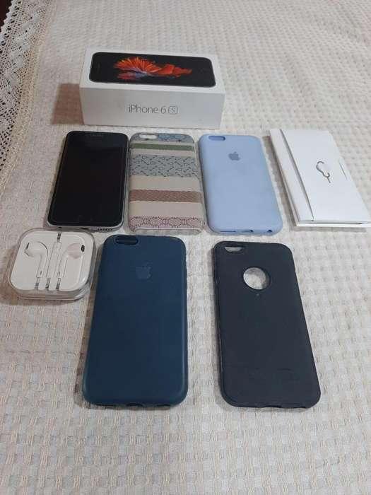Vendo iPhone 6S de 64Gb