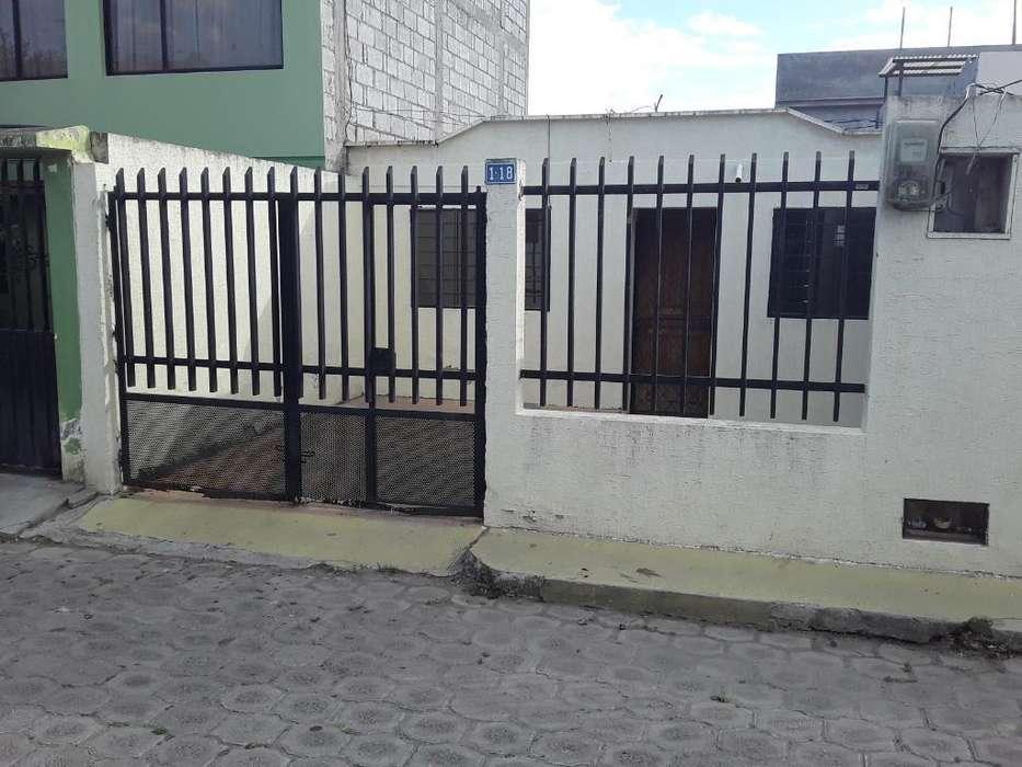 Vendo Lindacasa en Ibarra Barrio Odilas