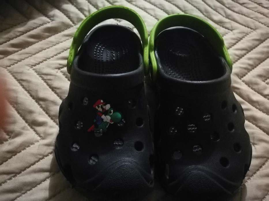 Crocs Niño Originales