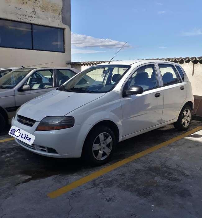 Chevrolet Aveo 2012 - 90000 km