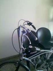OutletDu Bici Ciclomotor 48 Cc Bicicleta con Motor