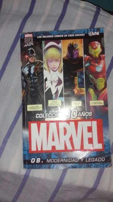 Vendo Comic de Marvel con 9 Historietas