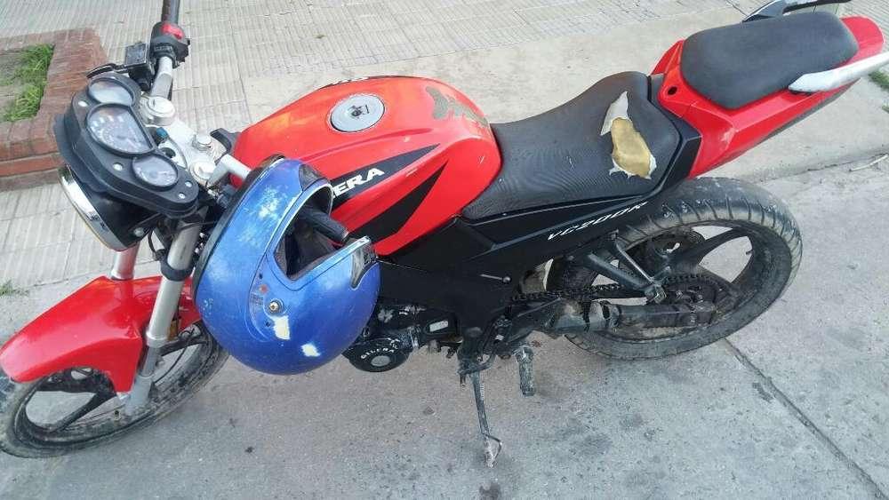 Vendo <strong>gilera</strong> Vc 200 con Titulo Titular F