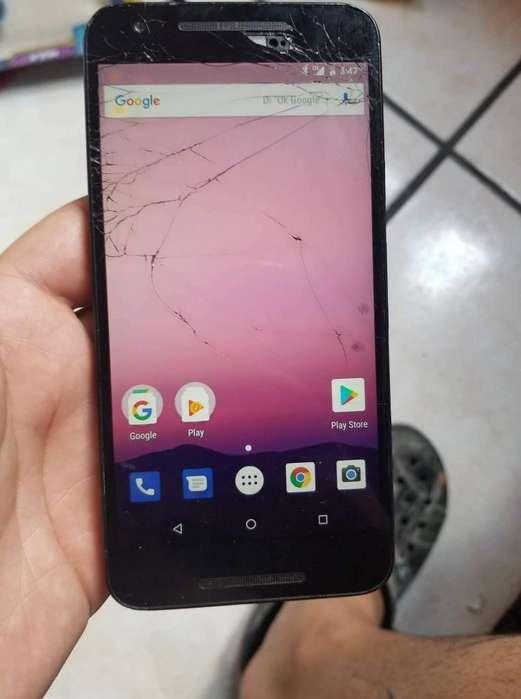 Lg Nexus 5x Fisurado