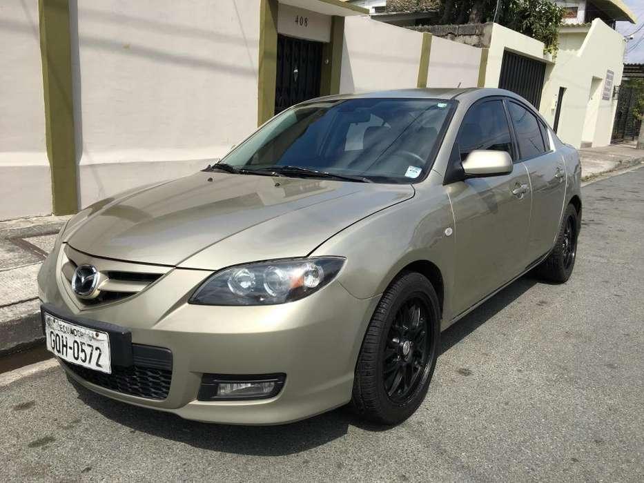 Mazda 3 2008 - 186000 km