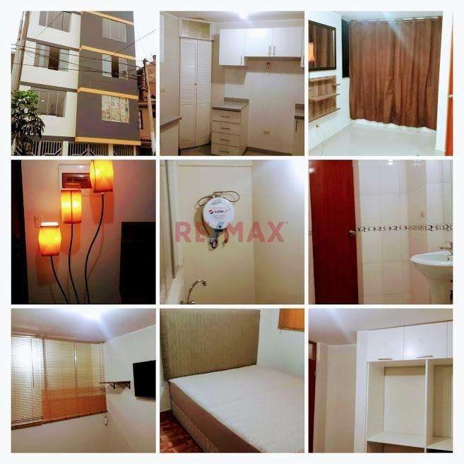 Suite / Departamento En Alquiler - La Perla - Callao - Lima - ID 117991