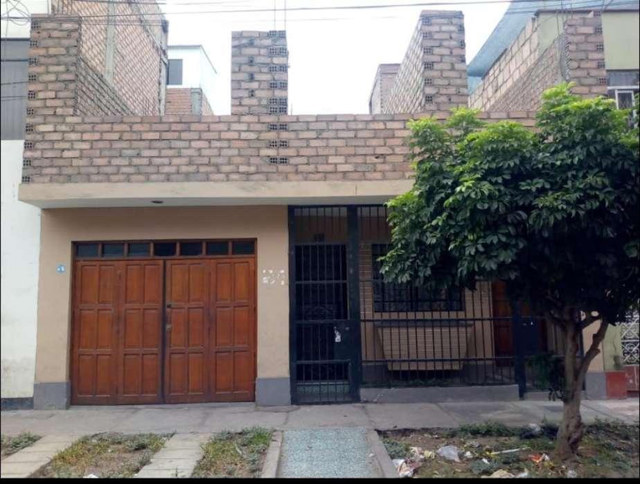 Remato Casa en San Martín de Porres